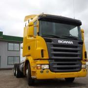 Scania R420 2012