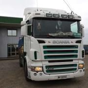 Scania r 420 2008