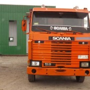 Scania 112 1989