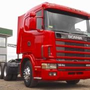 Scania R400 Rojo 2004